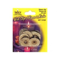Candle Wick Clips