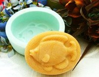 Fish Soap Mould RO250