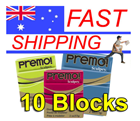 Sculpey Premo Polymer Clay - 57g Block - Your Choice of 10 colours