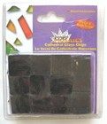 Cathedral Glass Chips - Mosaic Tiles - Purple - 5oz (142g)