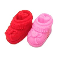 Baby Shoes Silicone Mould H0157