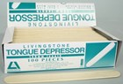 Tongue Depressors (Box of 100)