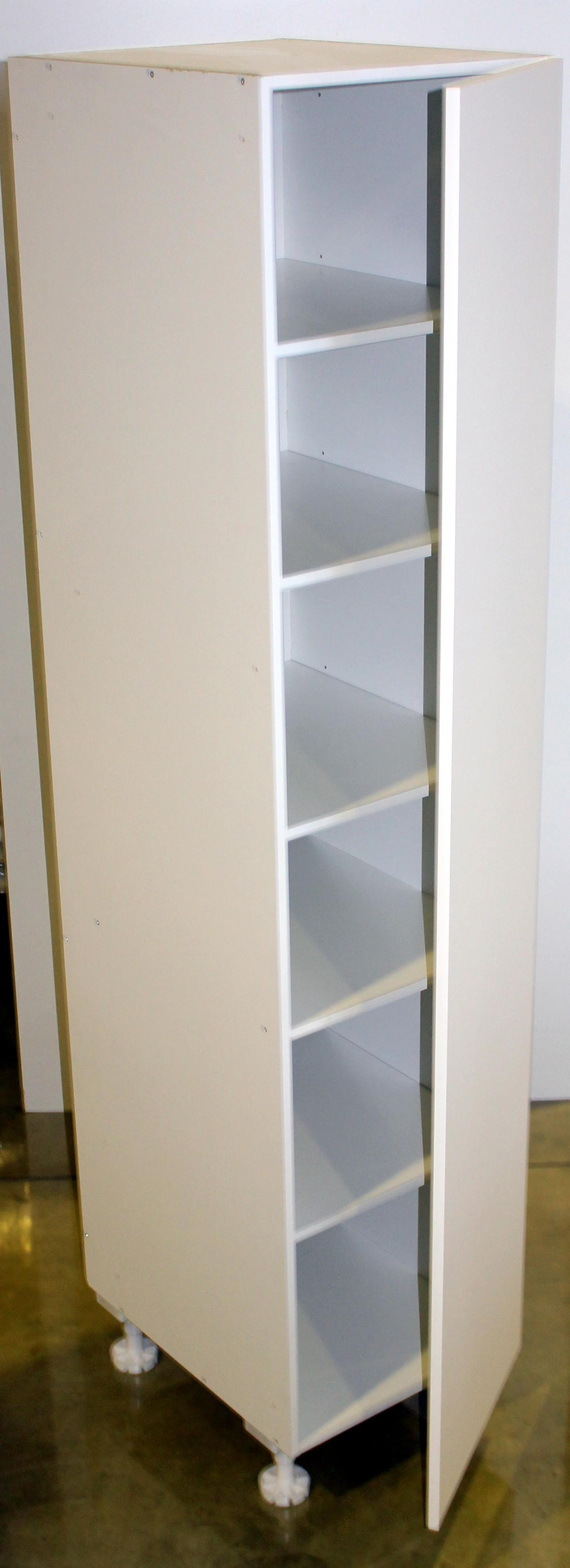 450mm single door pantry cabinet