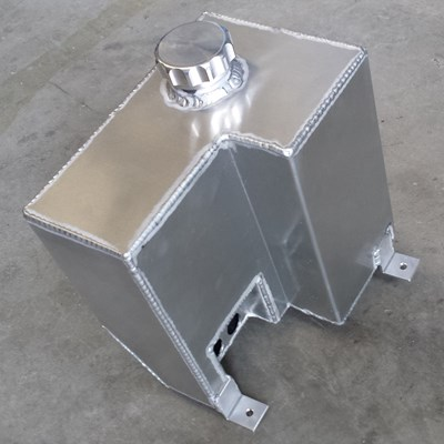 Expanded range of aluminium tanks and shrouds
