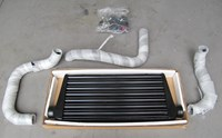 Black intercooler kit for R33 and R34 Skyline