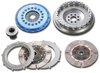 BMW E46 M3 TR2CD twin-plate clutch by OS Giken