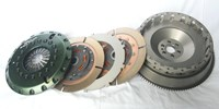 Nissan S14 Silvia 200SX GT2CD twin plate clutch by OS Giken