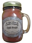Apple Strudel Mason Jar Candle