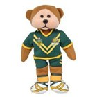 Beanie Kid Roo the Australian Kangaroos Bear