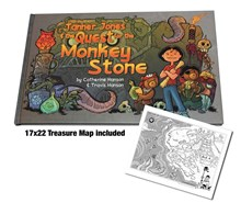 Tanner Jones and the Quest for the Monkey Stone with MAP