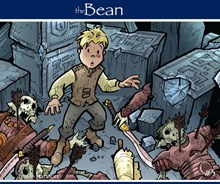 The Bean Comic Book 3