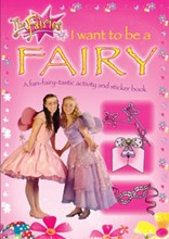 I Want To Be A Fairy Activity & Sticker Book