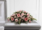 S24-4490 Sweet Farewell Casket Spray