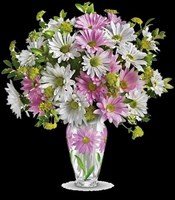 T13M400A  Sweet Blossoms Bouquet