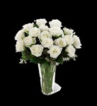 S3-4308d White Rose Bouquet Deluxe