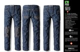 FXD WD-1 Denim Work Jeans with Knee Pad Inserts
