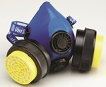 UniSafe RP462 Twin Cartridge Respirator