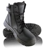 Steel Blue Enforcer Response Boot - Black