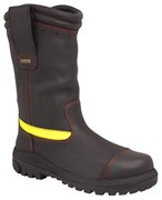 "66-396 250 MM (10"") PULL ON STRUCTURAL FIREFIGHTER BOOT"