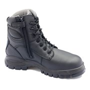Blundstoen 297 Black Lace Up Boot - Non Safety