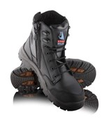 Steel Blue Torquay Lace Up Safety Boots