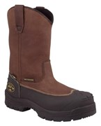 65-393 Oliver Tan Pull On Riggers Boot Steel Toe