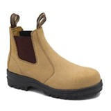Blundstone 145 Suede Elastic Sided Safety Boot