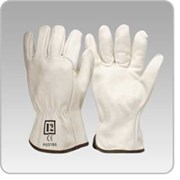 Premium Cowhide Leather Riggers Glove - Bulk Buy 120pr Carton