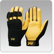 Golden Eagle Winterlined Deerskin Glove