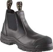 55-227 Oliver Black Elastic Sided Safety Boot Bump Cap