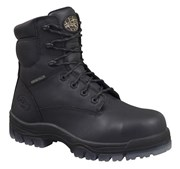 45-645 Oliver AT 150MM Lace Up Safety Boot Black