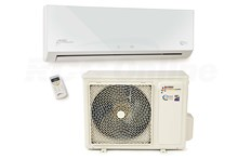 KFR33-IWX1c 3.5kw Panasonic powered easy install air conditioning unit with Wifi and a 4m pipe kit.
