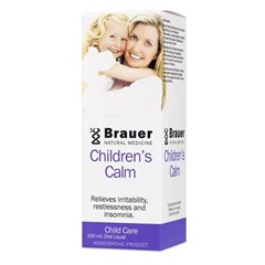 Brauer Children's Calm 100mL Oral Liquid