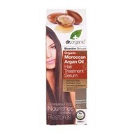 Dr Organic Moroccan Argan Oil Hair Treatment Serum