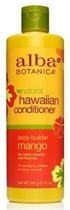 Alba Hawaiian Mango Moisturising Hair Conditioner 350mL