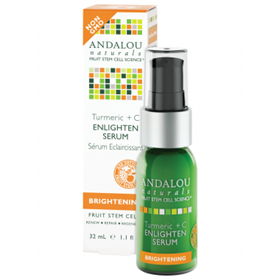 Andalou Naturals Brightening Turmeric + C Enlighten Serum 32ml