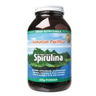 Hawaiian Pacifica Spirulina 225g Powder