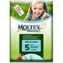 MOLTEX Eco JUNIOR (Size 5) nappies - pack of 26