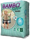 Bambo Nature Training Pants - Junior - Pack of 20