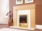 Celsi Accent Infusion Brass CREC10RE  2kW wall mounted electric heater - £179