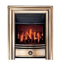 Valor Classica LED and Coal Effect Dimension 2kw 0584421 Brass Electric Fire - £445