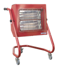 Sealey IRS153 Infrared Heater 3.0kW 230V