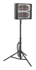 Sealey LP3000 3kw 230v Tripod Mounted Infrared Quartz Heater