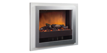Dimplex Bizet BZT20 2kw contemporary wall mounted electric fire - £249