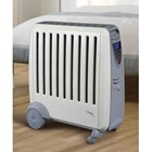 Dimplex CDE2Ti Cadiz 2kw Eco Oil Free Portable Radiant Radiator with 24 Hour Timer