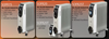 Stirflow SOFR25T 2.5kw Oil Filled Radiator with Timer