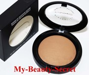 MAC MINERALIZE SKINFINISH NATURAL #MEDIUM PLUS -Box slightly damaged