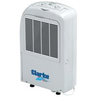 Clarke International DH10 10 litre compressor portable dehumidifier