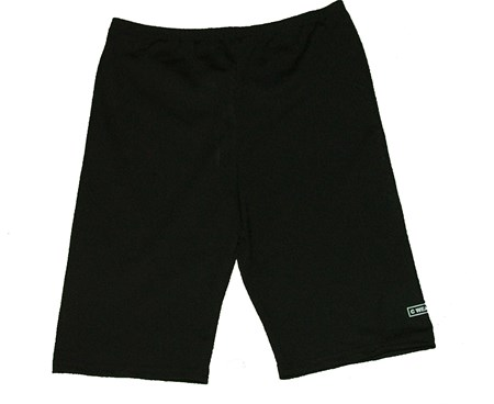 BLACK SWIM SHORTS - BABY/TODDLER