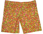 FLORAL SWIM SHORTS - YOUTH